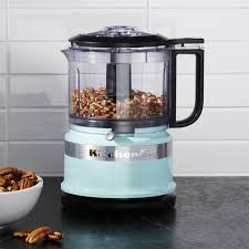 kitchenaid food processors crate and barrel