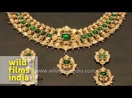 traditional rajasthani jewellery on display in jaipur