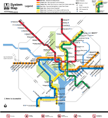 Washington Dc Airports Map by New Metro Map Changes Little But Improves Much U2013 Greater Greater
