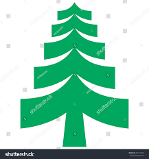 green christmas tree icon stock vector 685115245 shutterstock