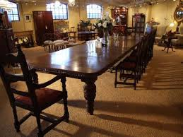 Dining Table For 20 Oak Extending Dining Table To Seat 20 From