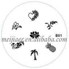 nail art stencils printable buy airbrush templates at hyatts