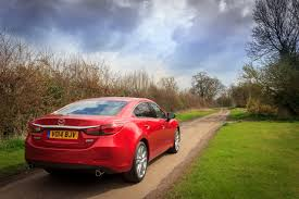 mazda saloon cars driven mazda6 2 2d 175ps sport nav review
