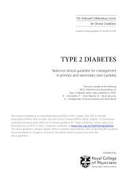 c13 nice type 2 diabetes 2008