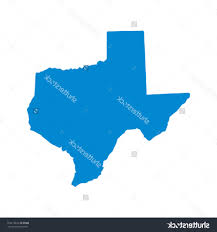 Texas Map Images Top Texas Map Vector Graphic Vectorealy
