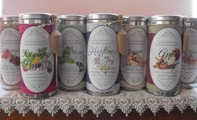 Handcrafted Herbal Tea Blends