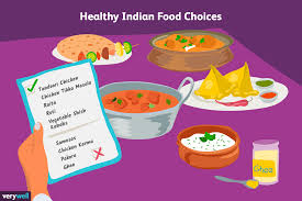 indian food nutrition facts menu choices u0026 calories