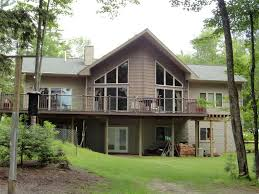 upper michigan waterfront homes for sale big c realty