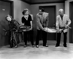 Desi Arnaz And Lucille Ball Vivian Vance Lucille Ball Desi Arnaz And William Frawley