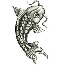 30 koi fish designs with meanings