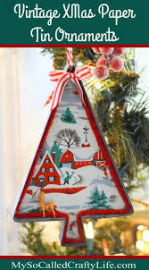 vintage christmas wrapping paper vintage christmas wrapping paper galvanized ornament my so called