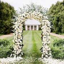 Wedding Arches On Ebay 7 5ft White Metal Arch Wedding Garden Bridal Party Decoration Prom