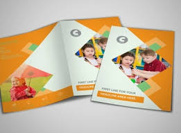 daycare brochure template early years day care flyer template mycreativeshop