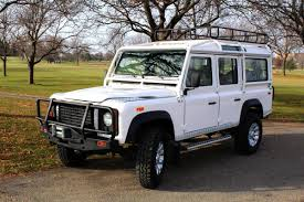 land rover 110 off road 1993 land rover defender 110 for sale 1898581 hemmings motor news