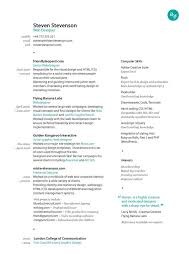 Good Examples Of A Resume by 30 Great Examples Of Creative Cv Resume Design Creative Cv Web