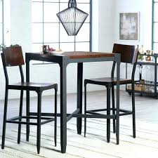 small bar height table and chairs bar height bistro table tandonautescom small pub table set round