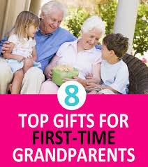 8 top gifts for time grandparents