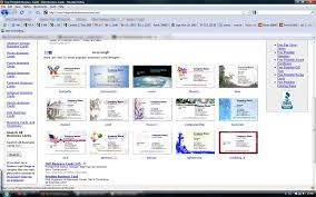 free printable business cards online ikwordmama info