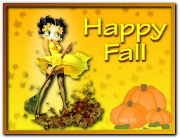 betty boop happy fall pictures photos and images for