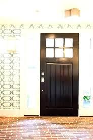 Exterior Door With Side Lights Exterior Doors With Sidelights Wood Front Door With Sidelights