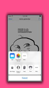 Meme Creator With Own Image - meme maker own generate funny memes with your own pic on the app store