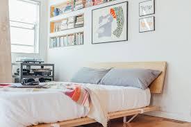 Modular Bed Frame Learn More About Floyd Detroit S Platform Bed Frame Domino