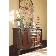north shore dining room server d553 60 signature design by ashley