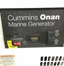cummins onan marine qd generator mdkdn fetting power inc