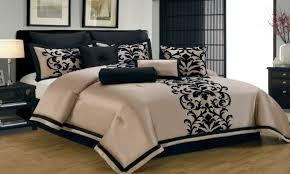 Walmart Black And White Bedding Purple Comforter Sets Walmart Tags Light Purple Comforter Set