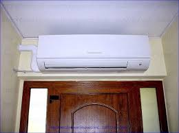 mitsubishi ductless ceiling mount under the ice mitsubishi electric mr slim pka rp100kal