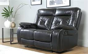 Brown Leather Recliner Sofa Small Loveseat Recliner U2013 Mullinixcornmaze Com