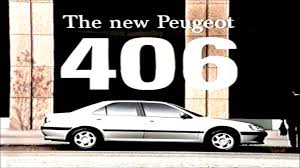 new peugeot sedan new peugeot 406 sedan serie 1 publicité u0026 advertising commercial