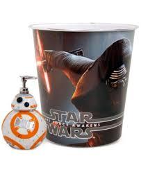 Star Wars Bathroom Set Star Wars Episode 7 Accessories Collection Bathroom Accessories