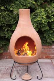 Red Clay Chiminea Clay Chiminea Care Backyard Design And Party Planning