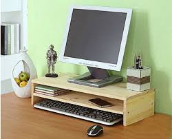Recessed Monitor Computer Desk Brand Takehome By Takemoto Size See The Picture Shipping Ups Or