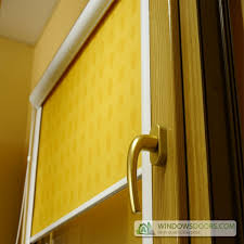 Blackout Roller Blinds With Side Channels Roller Blinds Prices Calculator