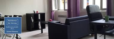 chambre etudiant etienne résidence du vernay etienne logement meublé pour étudiant