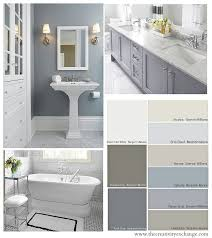 Yellow Tile Bathroom Paint Colors by Best 25 Gray Bathroom Paint Ideas On Pinterest Bathroom Paint