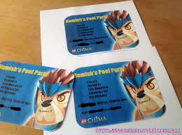 chima lego party u2013 invitations u0026 cupcakes u2013 just a mum