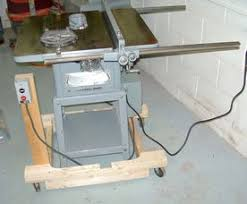 Rockwell 10 Table Saw The Furniture Studio Bruce Erdman Joiner Of Fine Furniture