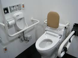 siege toilette pour handicapé poignee wc pour handicape stunning magideal barre duappui de