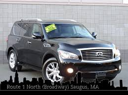 2012 Qx56 Review Used 2011 Infiniti Qx56 8 Passenger At Auto House Usa Saugus