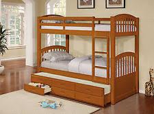 Honey Oak Bedroom Set Oak Twin Bedroom Furniture Sets Ebay
