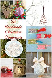 25 handmade ornaments refresh restyle