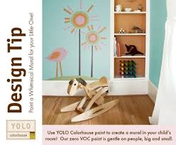 zero voc paint colorhouse where every color is green