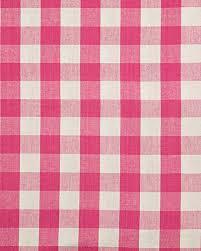 pure cotton block check orange curtain fabric material homescapes