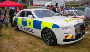 modified rolls royce this rolls royce is the police interceptor we wish was real