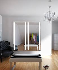 Mirrors In Living Room Fusion Wardrobe Mirror Electric Mirror Innovations