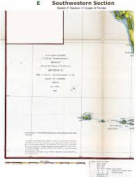 Florida Rivers Map by Sofia Maps 1834 And 1861 Florida Maps
