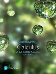calculus a complete course 9th edition 9780134154367 vitalsource